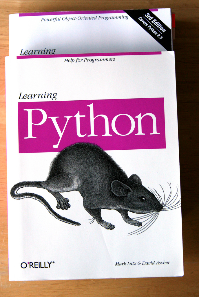 PythonBooks - Learn Python the easy way